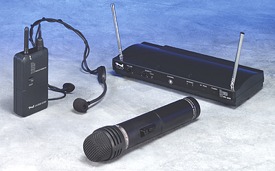 UHF Family of Microphones