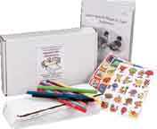 AK1000 Magnetic Card Activities Kit