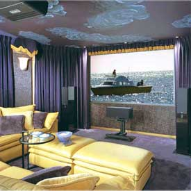 Draper Projection Screens