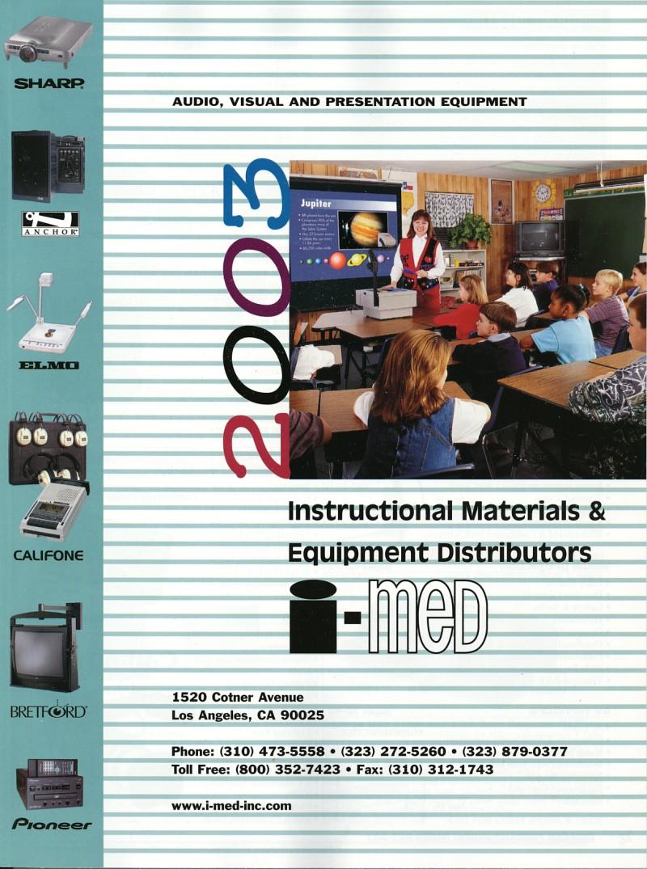I-MED Catalog