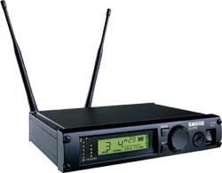 Shure ULXP4D Diversity Wireless Receiver